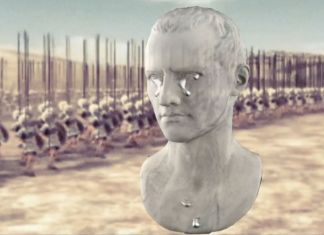 Jon Rafman, Remember Carthage, 2013. Still da video. Courtesy l'artista