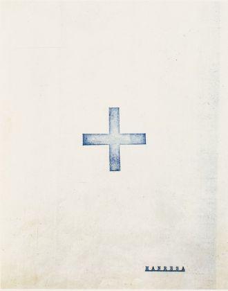 Joseph Beuys, Manresa, 1966. Photo Paolo Pugnaghi. Collezioni Cattelani