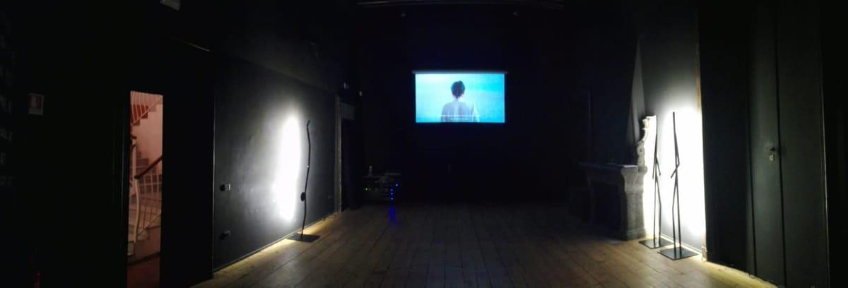 Kimura&Fushimi. Riot Studio, Napoli 2018