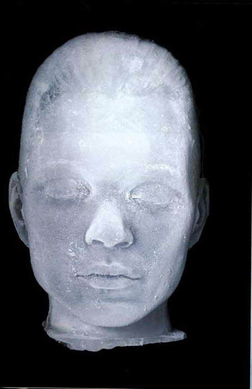 La Kate Moss in ghiaccio di Marc Quinn