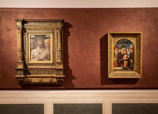 La stanza di Mantegna. Capolavori dal Museo Jacquemart André di Parigi. Exhibition view at Gallerie Nazionali di Arte Antica Palazzo Barberini, Roma 2018. Photo Alberto Novelli