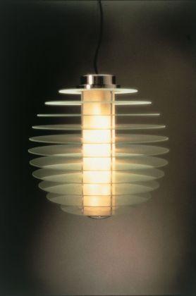 Lampada per Fontana Arte dei primi anni '30 © Gio Ponti Archives