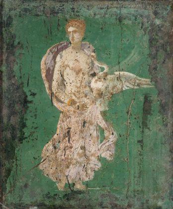 Leda e il cigno, Museo Archeologico Nazionale di Napoli