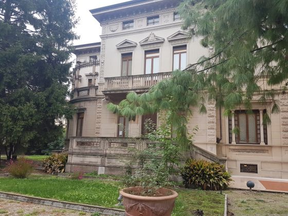 Mantova, Villa Rossini Nuvolari