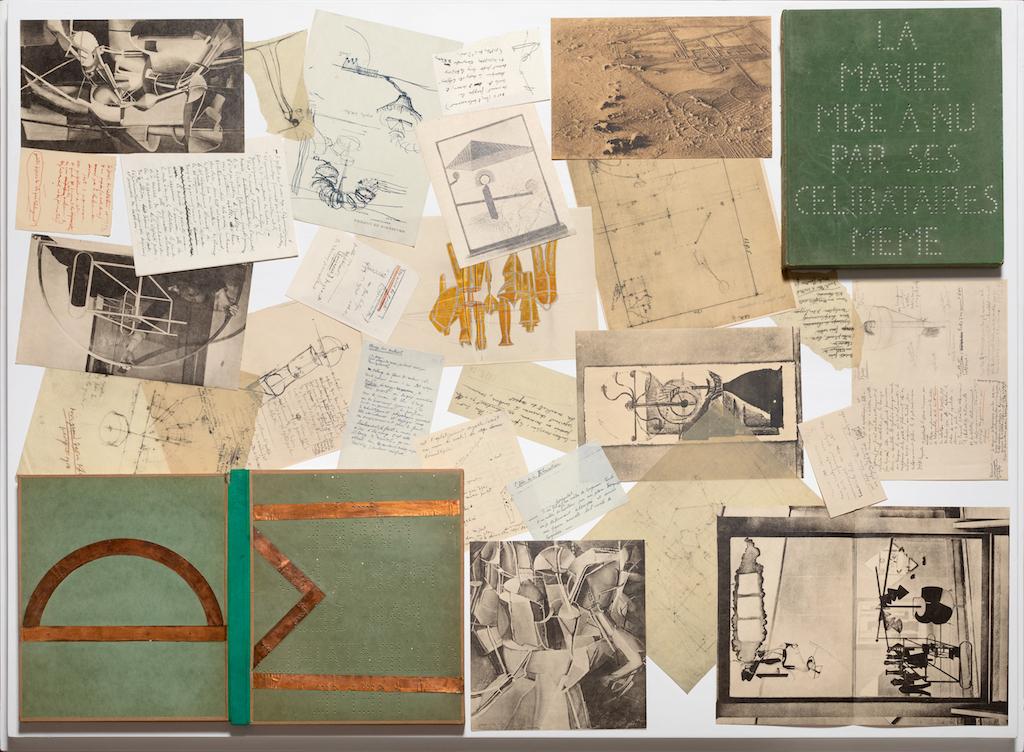 Marcel Duchamp, Galleria Casoli De Luca