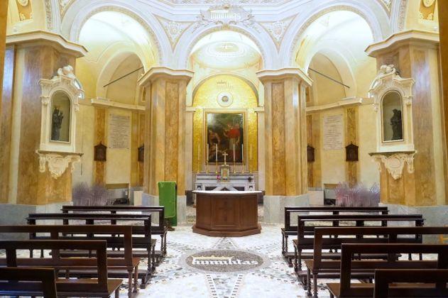 Milano, Chiesa di San Carlo al Lazzaretto