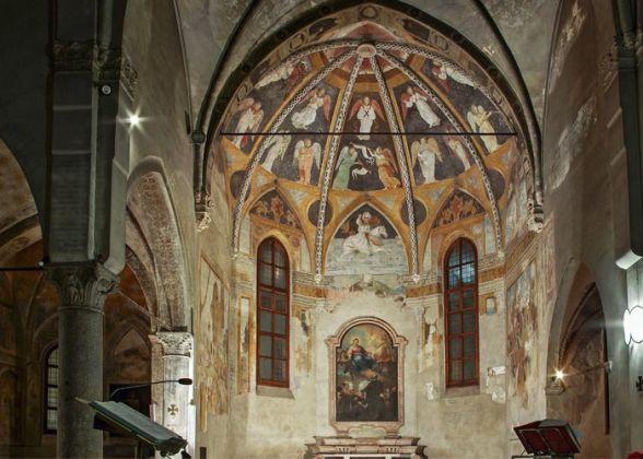 Milano, Chiesa di San Pietro in Gessate, Cappella Grifi