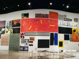 Macro Asilo 2018, la parete dedicata alla collezione