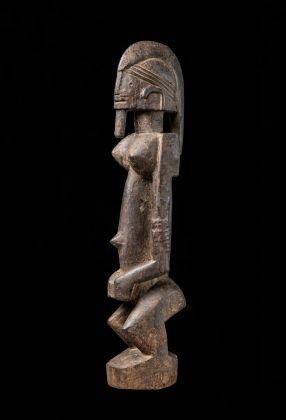 Maestro di Ogol, Nommo. Africa occidentale. Mali. Etnia Dogon. XVIII-XIX secolo. Zurigo, Museum Rietberg