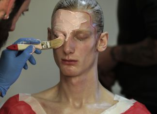 Making of, Courtesy of Gucci
