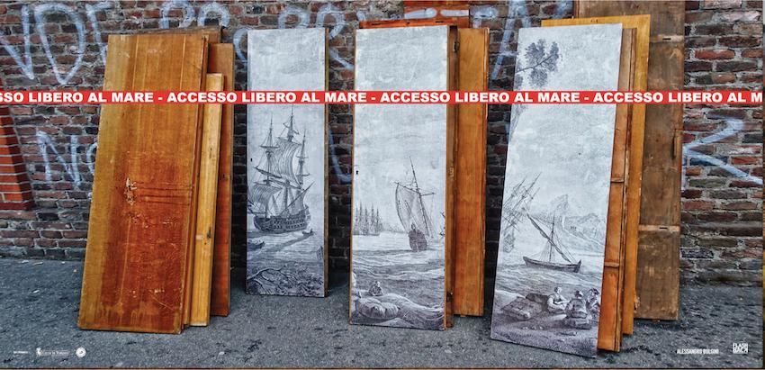 Alassandro Bulgini, Accesso libero al mare