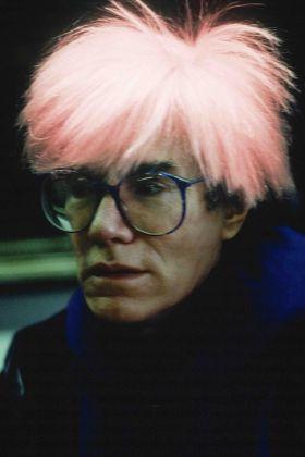 Maria Mulas, Andy Warhol, Ex Stelline, 1987. Photo © Maria Mulas