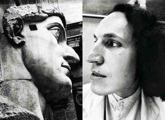 Maria Mulas, L'imperatore e l'artista, 1978. Photo © Maria Mulas