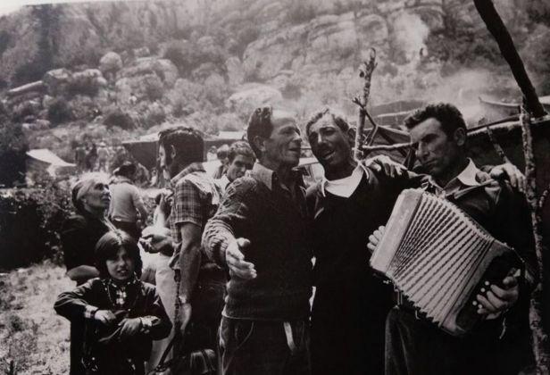 Marialba Russo, Basilicata, Monte Pollino, 1980