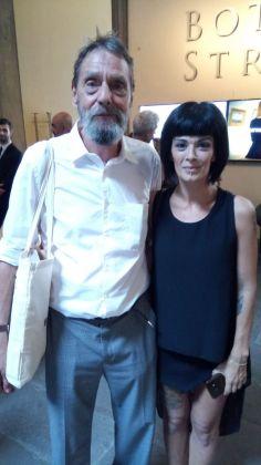 Marina Abramović. The Cleaner. Firenze 2018. Insieme ad Ulay