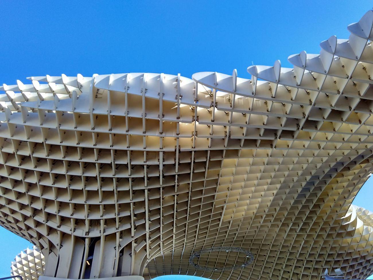 Metropol Parasol, Siviglia