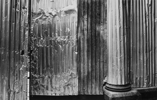 Mimmo Jodice, Vedute di Napoli, Opera 13, 1980 © Mimmo Jodice