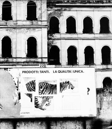 Mimmo Jodice, Vedute di Napoli, Opera 28, 1979 © Mimmo Jodice