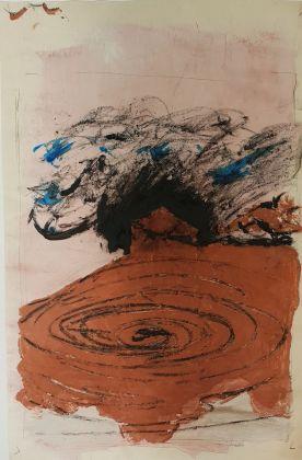 Nanni Valentini, Senza titolo, 1984