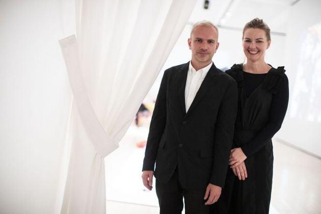 Nathalie Djurberg & Hans Berg. Photo credits Mart, Jacopo Salvi