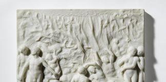 Nicola Samorì, Chi è senza ossa non lascia traccia, 2018. Courtesy Galerie EIGEN + ART, Lipsia Berlino. Photo Rolando Paolo Guerzoni