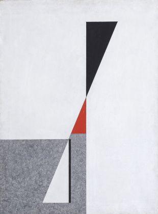 Osvaldo Licini, Il bilico, 1932. Collezione privata © Osvaldo Licini, by SIAE 2018
