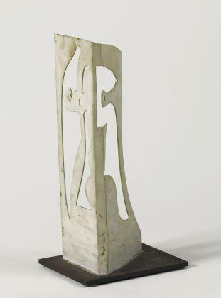 Pablo Picasso, Visage, 1961. Milano, Collezione Angelo e Silvia Calmarini. Photo Saporetti Immagini d'Arte Snc © Succession Picasso, by SIAE 2018