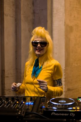 Pam Hogg - ASVOFF Roma