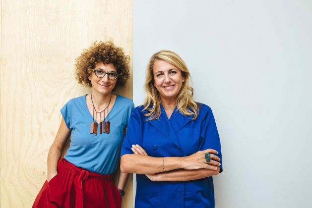 Patricia Urquiola e Federica Sala. Photo © Piotr Niepsuj
