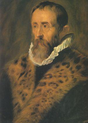 Peter Paul Rubens, Ritratto di Justus Lipsius, 1612-16. Museum Plantin Moretus