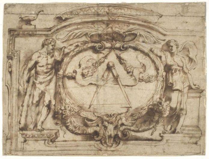 Peter Paul Rubens, stemma Labore et Constantia, s.d. Photo Bart Huysmans