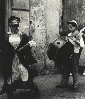 Piergiorgio Branzi, Pazzariello napoletano, 1957. Collezione Guido Bertero, Torino