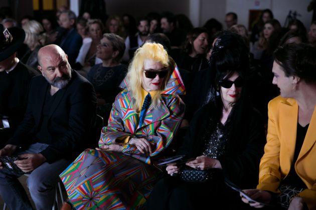 Pierre Bismuth, Pam Hogg, Diane Pernet, Milovan Farronato - ASVOFF Roma