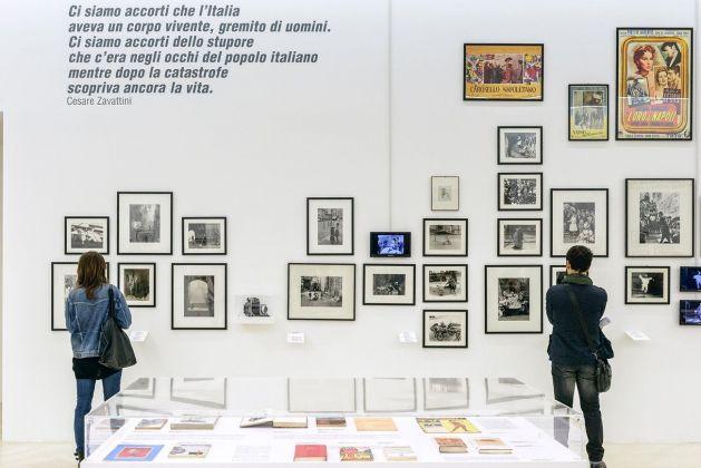 Pino Pascali. Fotografie. Exhibition view at Fondazione Museo Pino Pascali, Polignano a mare 2018