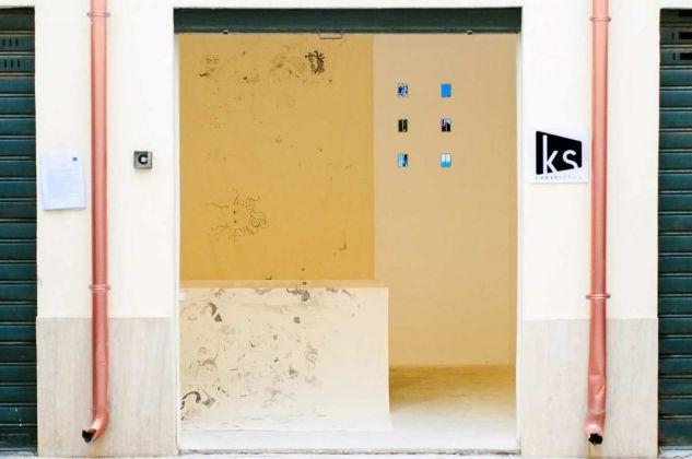 Raffaele Fiorella & Simona Anna Gentile. Mitèmi. Exhibition view at Kunstschau Contemporary Place, Lecce 2018. Photo Grazia Amelia Bellitta