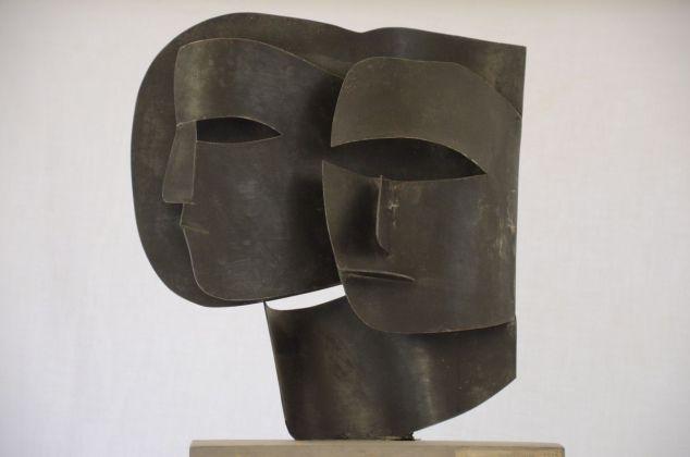 Regina Cassolo Bracchi, Maschera simultanea, 1939. Mede, Comune di Mede