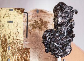Rochelle Goldberg, Intralocutor: Nor safety, nor time, nor object, they burrowed, 2017. Particolare. Courtesy l'artista e Miguel Abreu Gallery, New York. Foto OKNOstudio