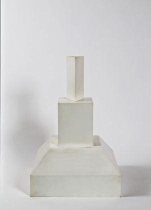 Sol LeWitt, Complex form, 1988. Photo Fabio Fantini. Collezioni Cattelani