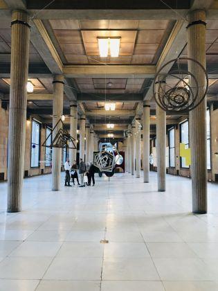 Suspension. Exhibition view at Palais d'Iéna, Parigi 2018