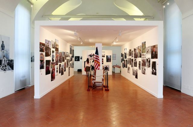 The Kennedy Years. Exhibition view at Institut français ‒ Palazzo delle Stelline, Milano 2018