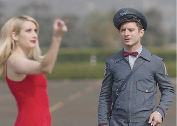 The Postman Dreams by Autumn de Wilde,ASVOFF - A Shaded View on Fashion Film