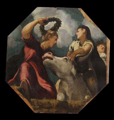 Tintoretto, Ratto di Europa, Modena, Gallerie Estensi