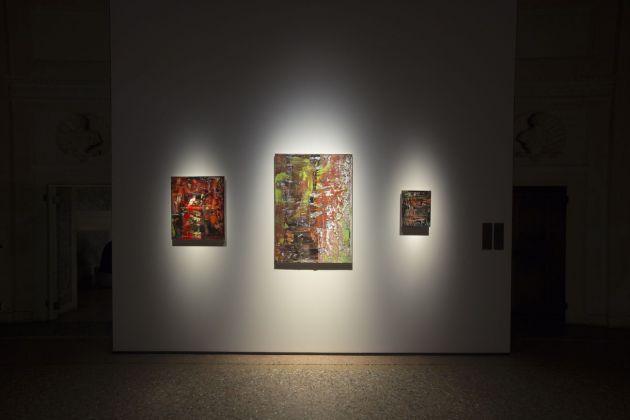 Tiziano – Gerhard Richter. Il Cielo sulla Terra. Exhibition view at Palazzo Te, Mantova 2018. Progetto espositivo Lissoni Associati – Piero Lissoni. Photo Gian Maria Pontiroli