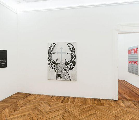 Todd Norsten. Palookaville. Exhibition view at Federica Schiavo Gallery, Milano 2018. Courtesy the artist & Federica Schiavo Gallery. Photo T Space Studio
