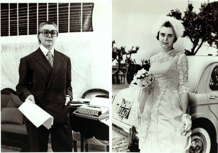 Tomaso Binga, Oggi Spose, 1977. Courtesy Archivio Binga – Menna © Archivio Binga Menna