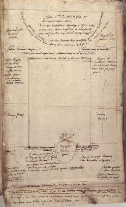 Un bozzetto di Balthasar Moretus, Museum Plantin Moretus