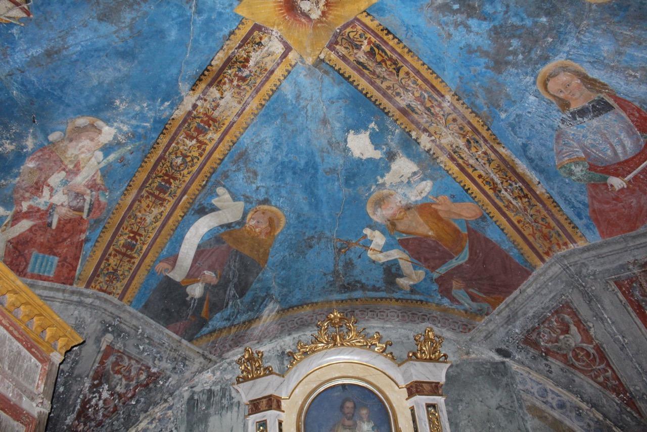 Valtellina, Carona – Chiesa di Sant'Omobono