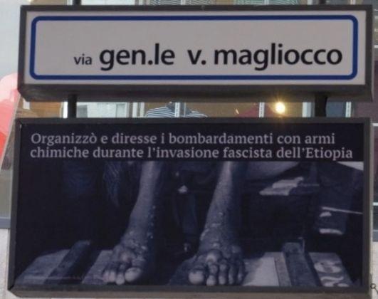 Viva Menelicchi, di Fare Ala e Wu Ming. Manifesto al centro di Palermo