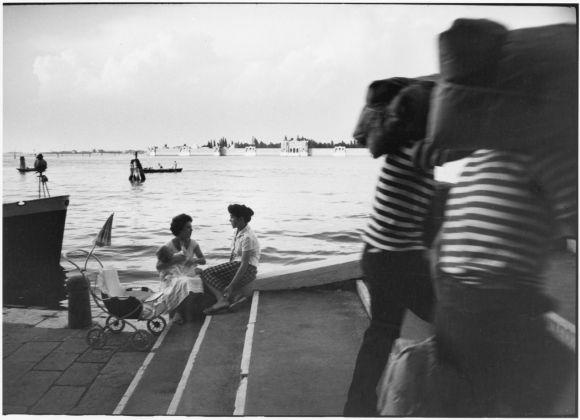Willy Ronis, Fondamente Nuove, Venezia, 1959. Ministère de la Culture - Médiathèque de l'architecture et du patrimoine - Dist RMN-GP © Donation Willy Ronis