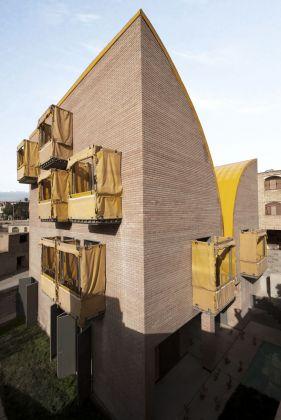 ZAV architects, Habitat for Orphan Girls, Khansar 2014. Photo © Aidin Gilandoost
